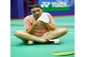 Training very hard for Saina Nehwal biopic, says Parineeti Chopra