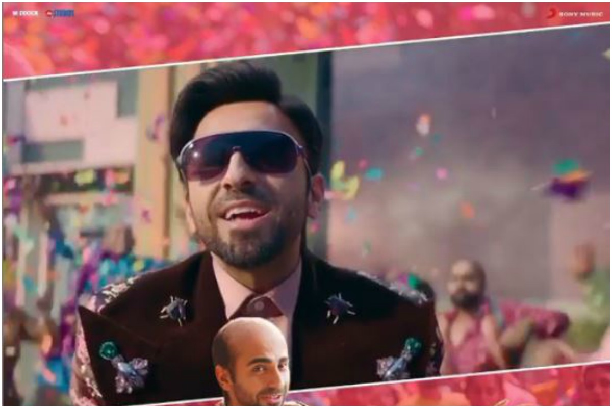 First song 'Don't Be Shy' from Ayushmann Khurrana, Bhumi Pednekar starrer Bala out!