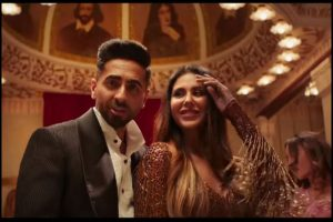 'Naah Goriye' song featuring Sonam Bajwa, Ayushmann Khurrana from Bala out!
