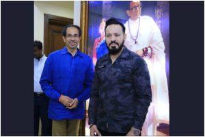 Salman Khan's bodyguard joins Shiv Sena; Aditya Thackeray welcomes him