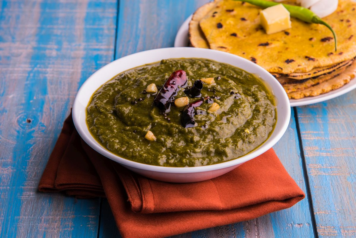 Healthy recipe to try this weekend: Palak Corn