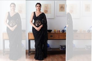 Parineeti Chopra gives fashion goals with Diwali attire