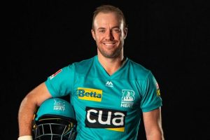 AB de Villiers to make BBL debut with Brisbane Heat