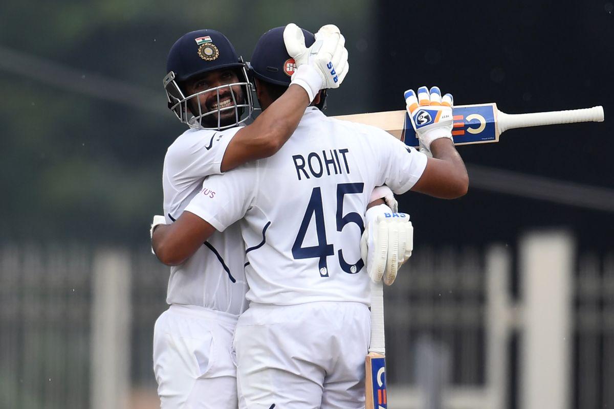 India vs South Africa, Ranchi Test, Day 2, Ajinkya Rahane, Rohit Sharma,