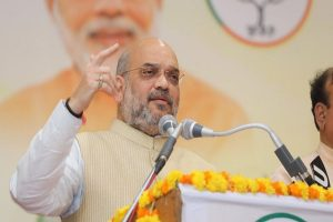 Amit Shah targets Rahul Gandhi after overseas Cong chief meets Jeremy Corbyn over Kashmir