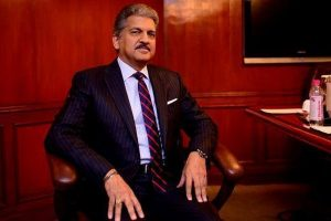 Anand Mahindra shares emotional story of son-mother duo travelling across country on scooter; Wants to gift them a car