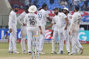 Ashwin keeps India ahead of Proteas in Vizag Test