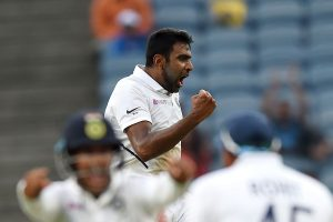 Ashwin takes 4 as India leave South Africa on mat despite Maharaj's 72