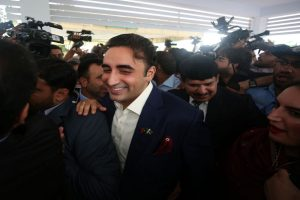 Bilawal Bhutto announces nationwide anti-govt protests