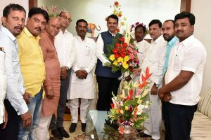 Elected legislature party leader, Fadnavis says it will be BJP-Sena alliance govt in Maharashtra