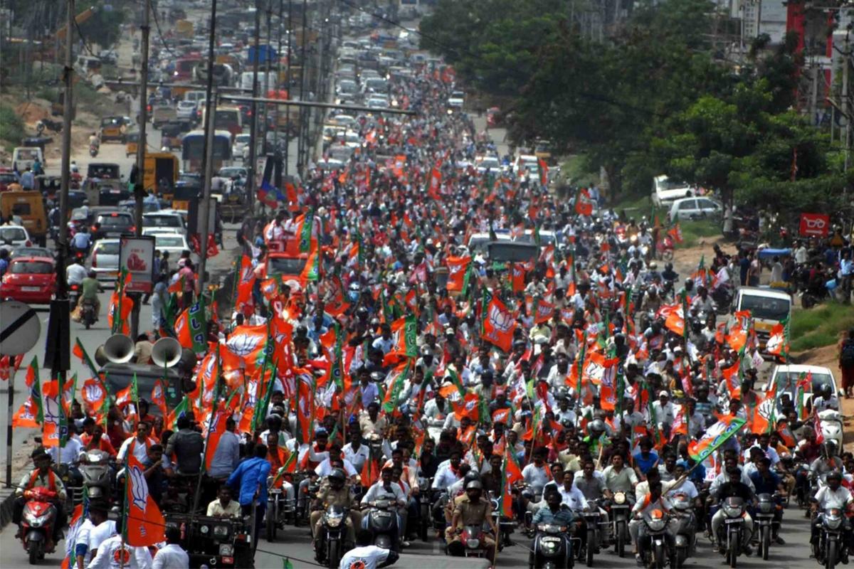 Election 2019, BJP victory, Haryana, Maharashtra