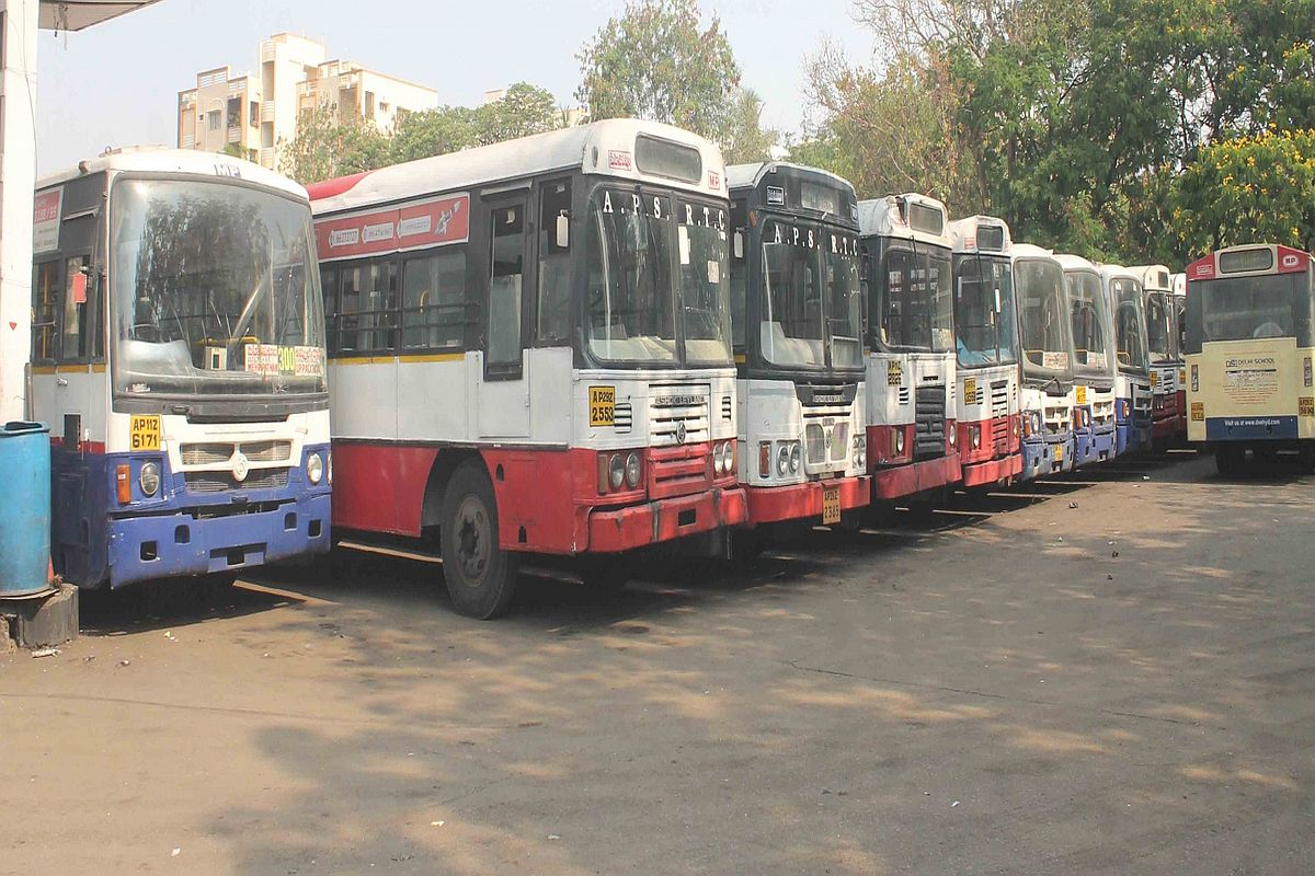 Telangana, bus strike, TSRTC, Employee dies, Chief Minister K Chandrasekhar Rao, TSRTC employees unions,