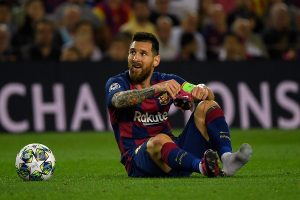 Lionel Messi identifies youngster as his successor at Barca: Reports