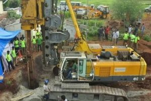 2-year-old TN boy stuck in borewell dies, body taken out after 80 hrs of rescue efforts