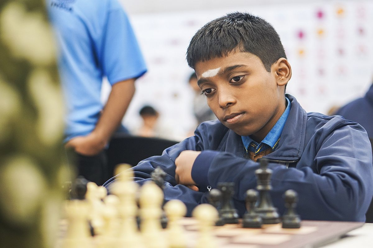 All India Chess Federation, Chess, World Junior Chess Championship, Karthick Rahul