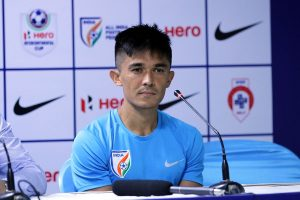'Don't have many games left to play', Sunil Chhetri hints at retirement