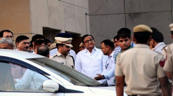 INX Media case: CBI files chargesheet, asks SC to deny bail to Chidambaram