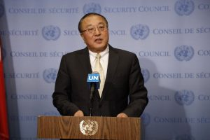Chinese envoy slams US comments on Xinjiang