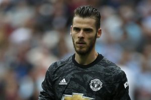 'Linesman should have kept the flag down,' says De Gea on Manchester United's controversial draw with Arsenal