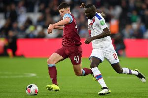 'It's all talk until something happens,' Declan Rice dismisses Manchester United links