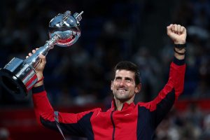 Novak Djokovic takes Japan Open