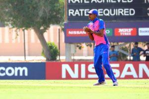 Bermuda cricketer gets one-match suspension during ICC Men's T20 World Cup Qualifier