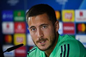 I am not yet a galactico, I have to be the one: Eden Hazard