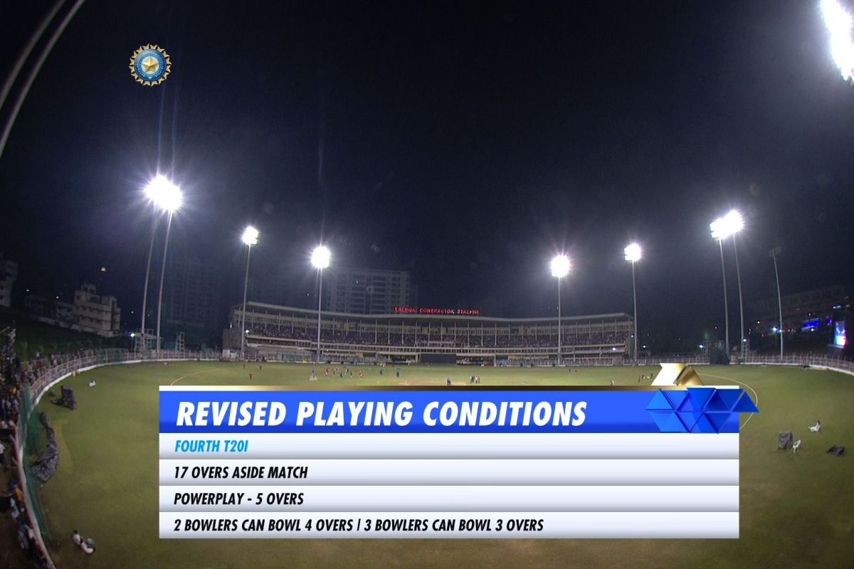 India eves thrash South Africa by 51 runs in fourth T20I