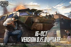 Download PUBG Mobile 0.15 update; Get helicopter, new weapons, amphibious armoured vehicle and so much more