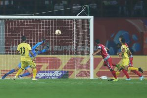 ISL 2019-20 Update: Jamshedpur FC beat Hyderabad 3-1 to top points table