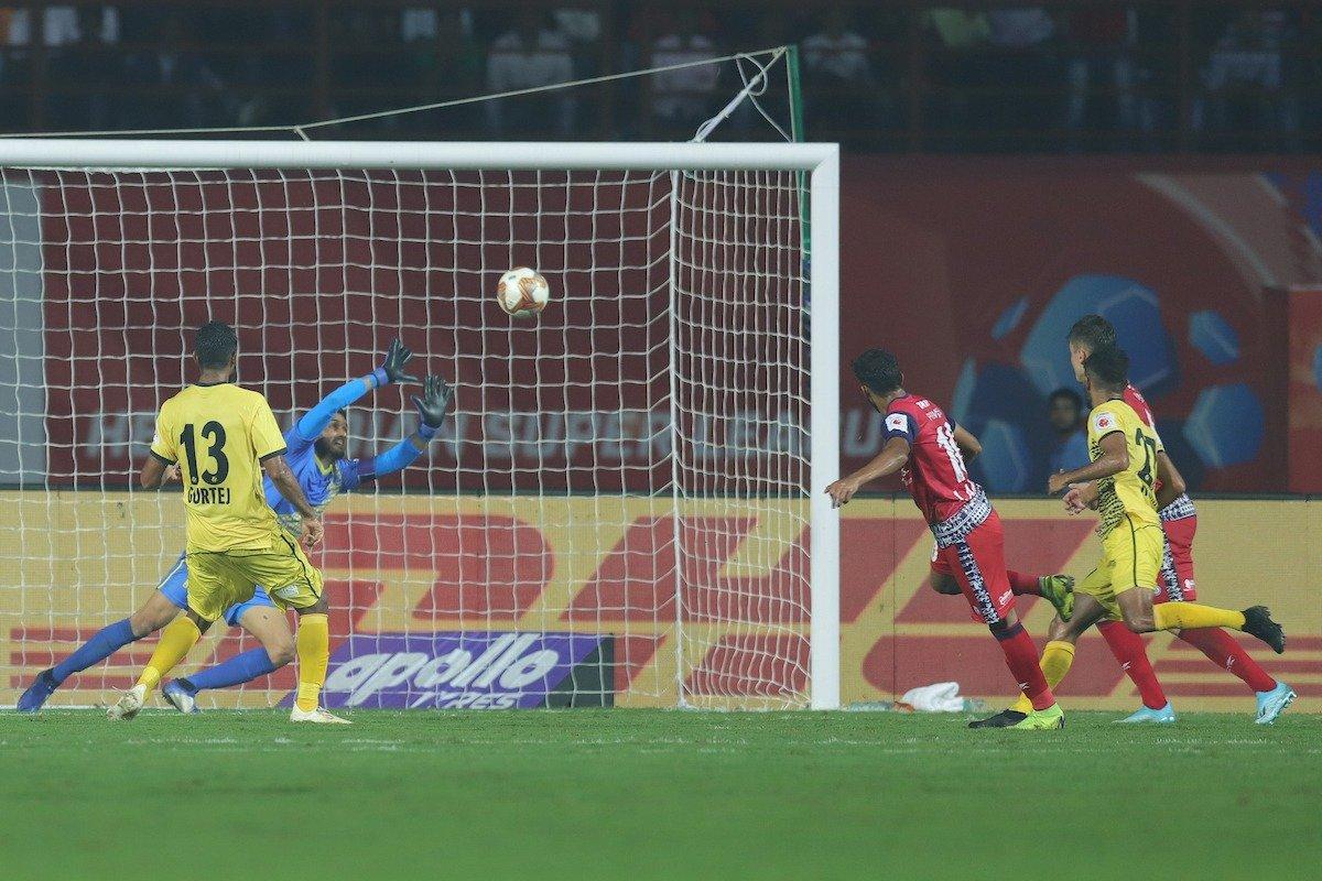 ISL 2019-20 Update, Jamshedpur FC, Hyderabad, Piti, Farukh Choudhary, Aniket Jadhav,