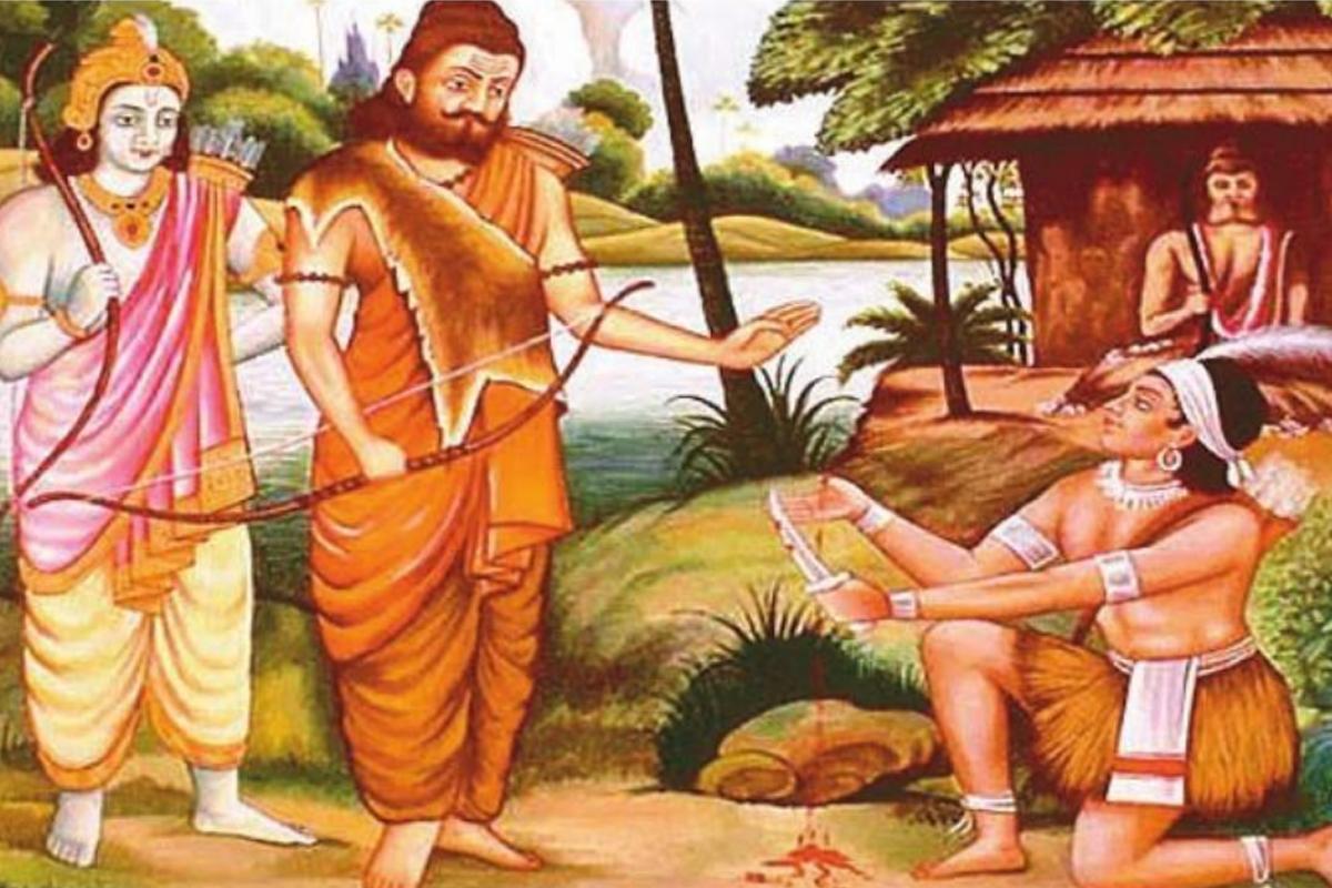Eklavya's kinship with ancient North Bengal