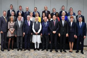 EU delegation's Kashmir visit 'should give clear view of governance priorities': PM Modi