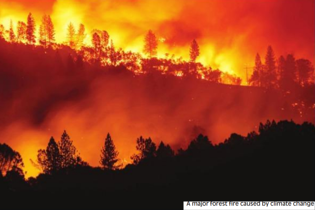 Rationalising climate change