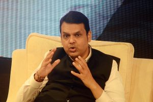 'More Rahul Gandhi speaks, votes of BJP-Sena will keep rising': CM Fadnavis at election rally in Maharashtra