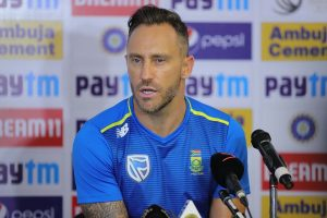 'Need to put big runs on the board in first innings': Faf du Plessis ahead of Ranchi Test