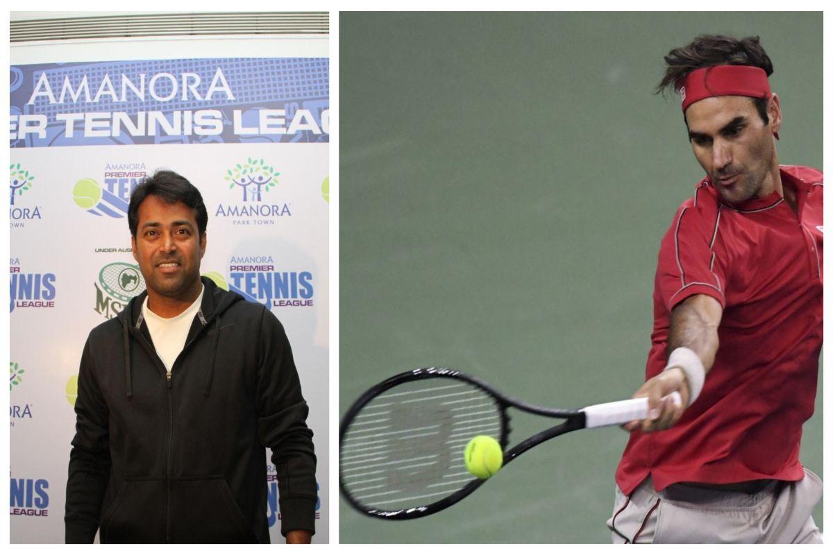 Roger Federer, Leander Paes, Australian Open, Tokyo Olympics