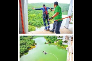 Destination For Adrenaline Junkies