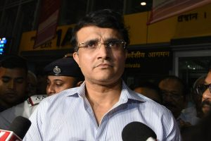 Hope Dada gets support from those who are congratulating him: Gambhir