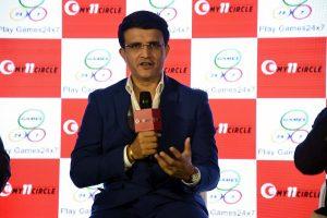 He will make a huge impact as BCCI president: Kumar Sangakkara on Sourav Ganguly's appointment