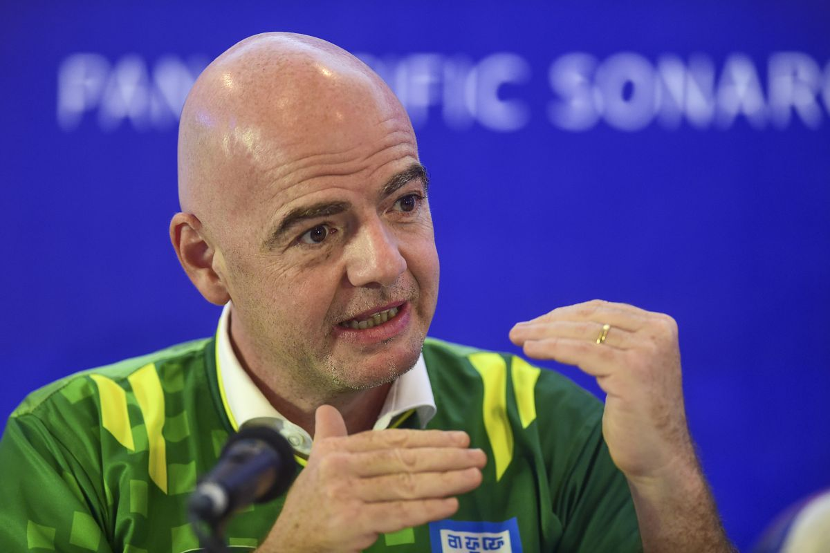 FIFA, Gianni Infantino, COVID-19, FIFA Under-17 Women's World Cup 2020, UEFA Champions League, English Premier League, La Liga, Bundesliga, Serie A, Ligue 1, football news, coronavirus, coronavirus death toll, fifa news,
