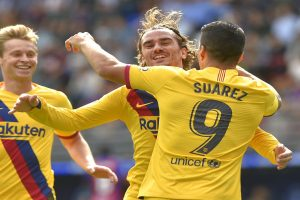 'We need to understand each other even better': Antoine Griezmann opens up on relationship with Barca teammates