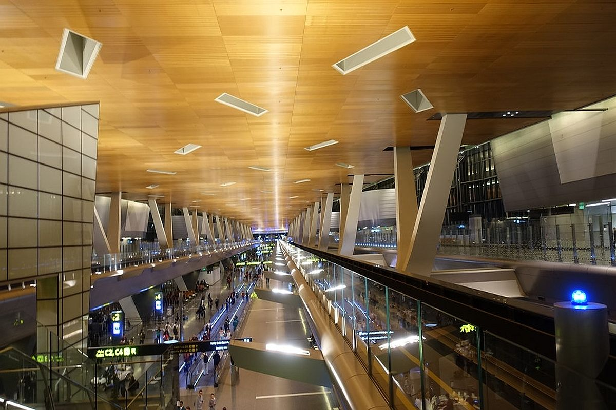 Hamad International Airport, Qatar, FIFA World Cup 2022