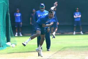 Hardik Pandya happy to be back on the field post surgery