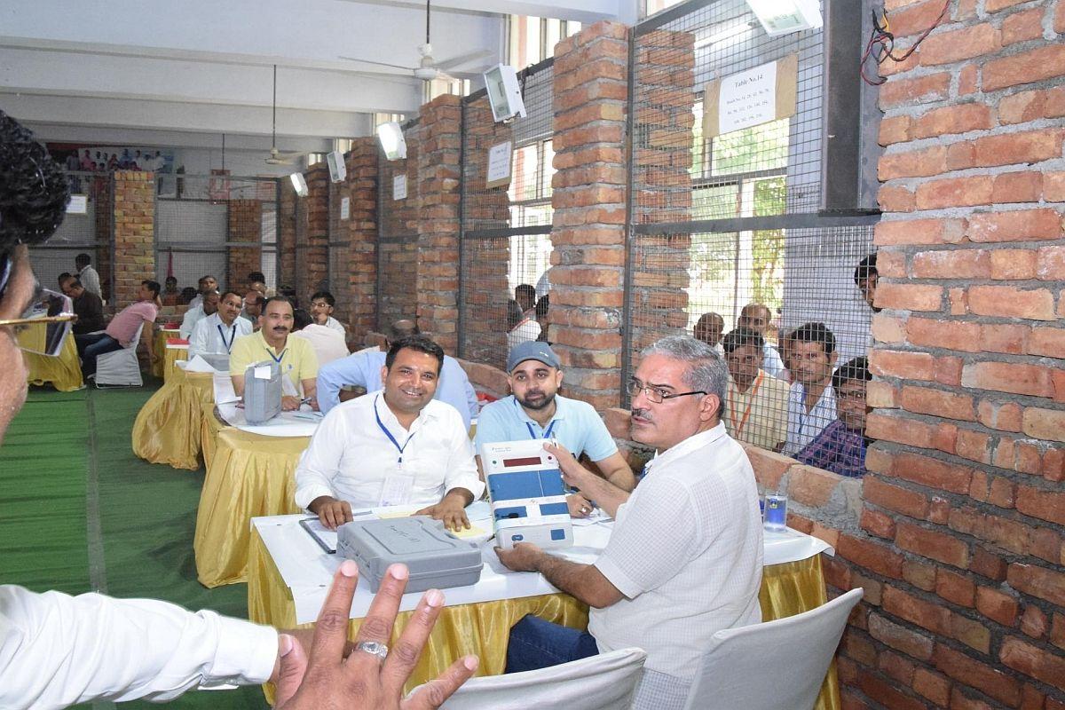 Haryana Assembly Gurgaon results, BJP, Sudhir Singla Gupta, Mohit Grover, Haryana Assembly elections, Gurgaon, Congress, INLD, JJP
