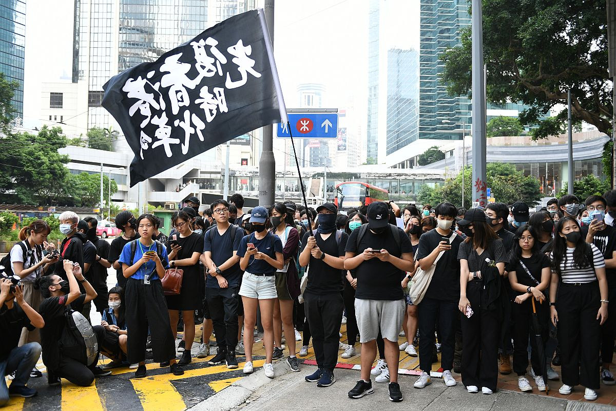 Hong Kong Squash Open, Hong Kong, Hong Kong protests, Squash