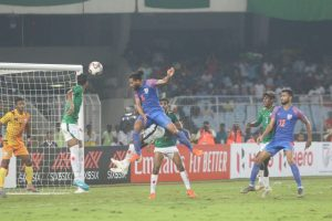 FIFA 2022 World Cup Qualifier: Adil Khan's late header helps India draw Bangladesh 1-1