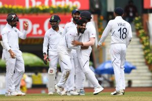 Ranchi Test: India tighten screws on South Africa; Proteas 129 for 6 by lunch