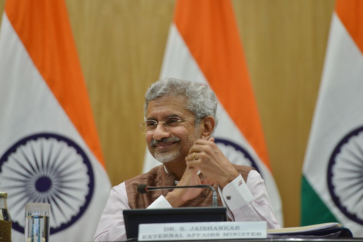 Once India triggers development in Kashmir, all Pak plans over 70 yrs will collapse: Jaishankar