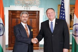 'Important to have early results on trade issues for larger India-US ties': Jaishankar meets Pompeo